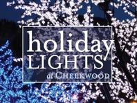 DAY 8: Holiday Lights at Cheekwood