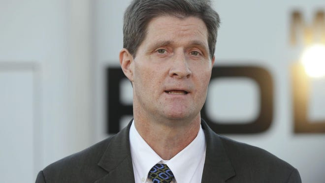 Milwaukee County District Attorney John Chisholm spoke before the city's Public Safety Committee on Friday.