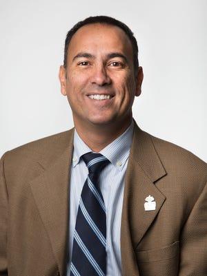 Collier School Board candidate Victor Dotres