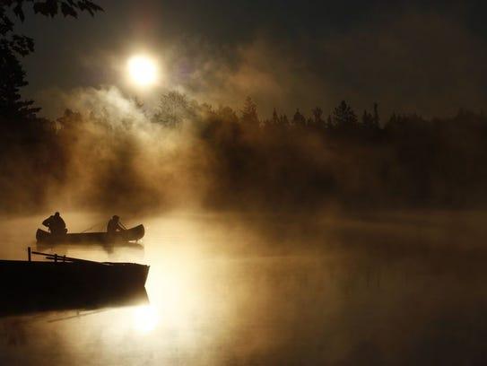 Little Spider Lake, Vilas County