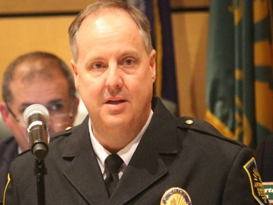 Chief Stewart
