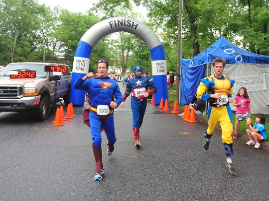 Hundreds of runners are expected at the 21st annual Brevard Rotary Firecracker 5K and 10K race July 4.