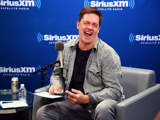 "SiriusXM's Larry the Cable Guy Discusses His New Film With Jim Breuer During A SiriusXM ""Town Hall"""