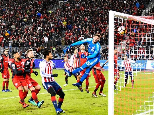 Chivas se impuso 2-1 en el juego de ida, mismo que