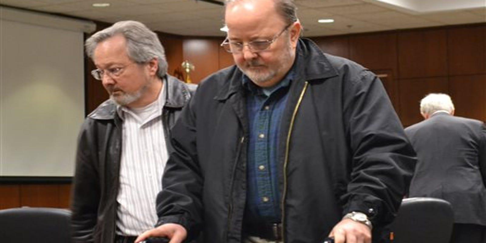 Ex-priest Schook convicted in sodomy case