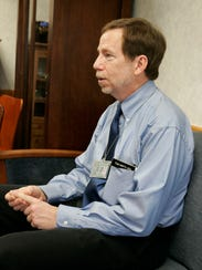 Thomas Smith, seen here in 2007, has been an advocate