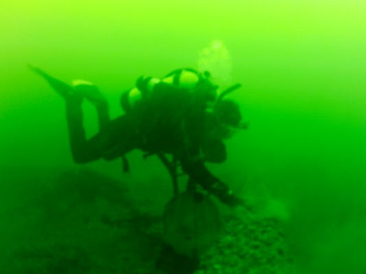 Mysterious Cayuga Lake Shipwreck found