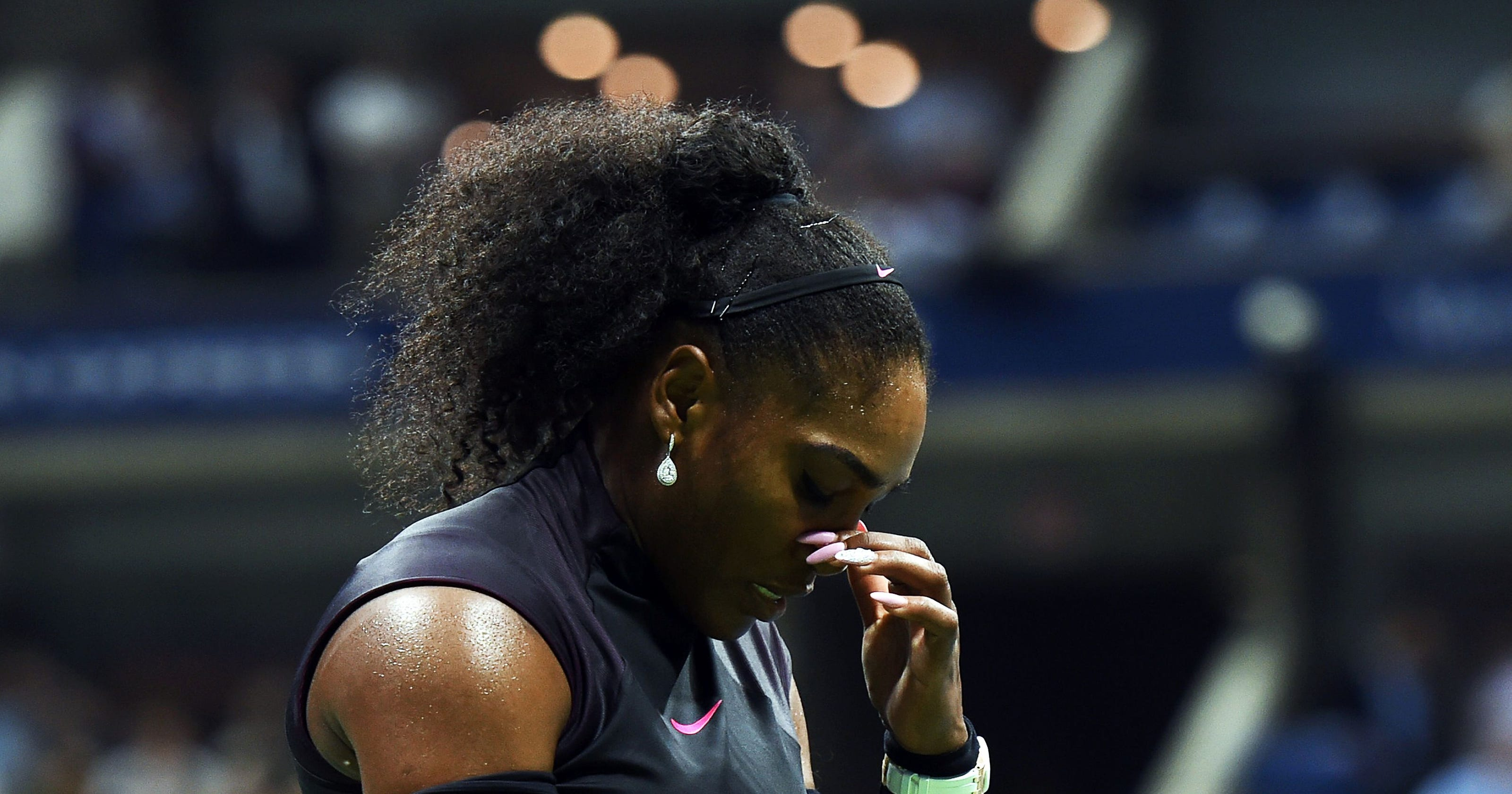 Serena Williams reveals she almost died giving birth