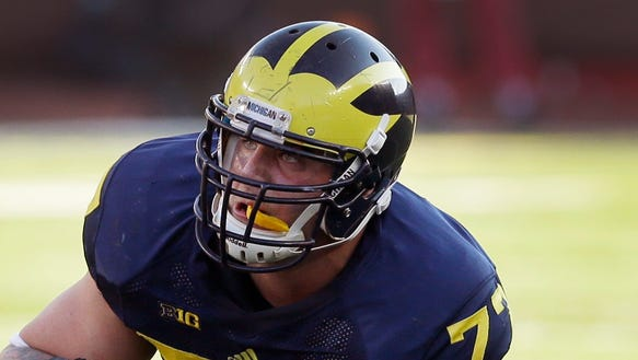 Taylor Lewan Michigan