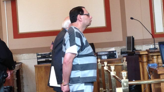 Sidney Fleischmann in Hamilton County Common Pleas Court Monday.