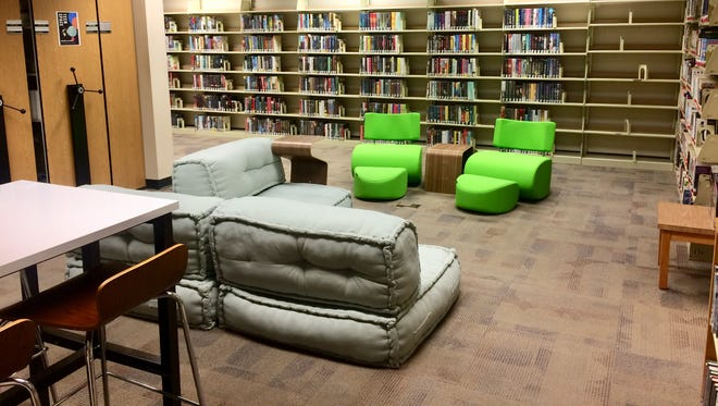 A new space exclusively dedicated to teens opened up at the Indianola Public Library this month.