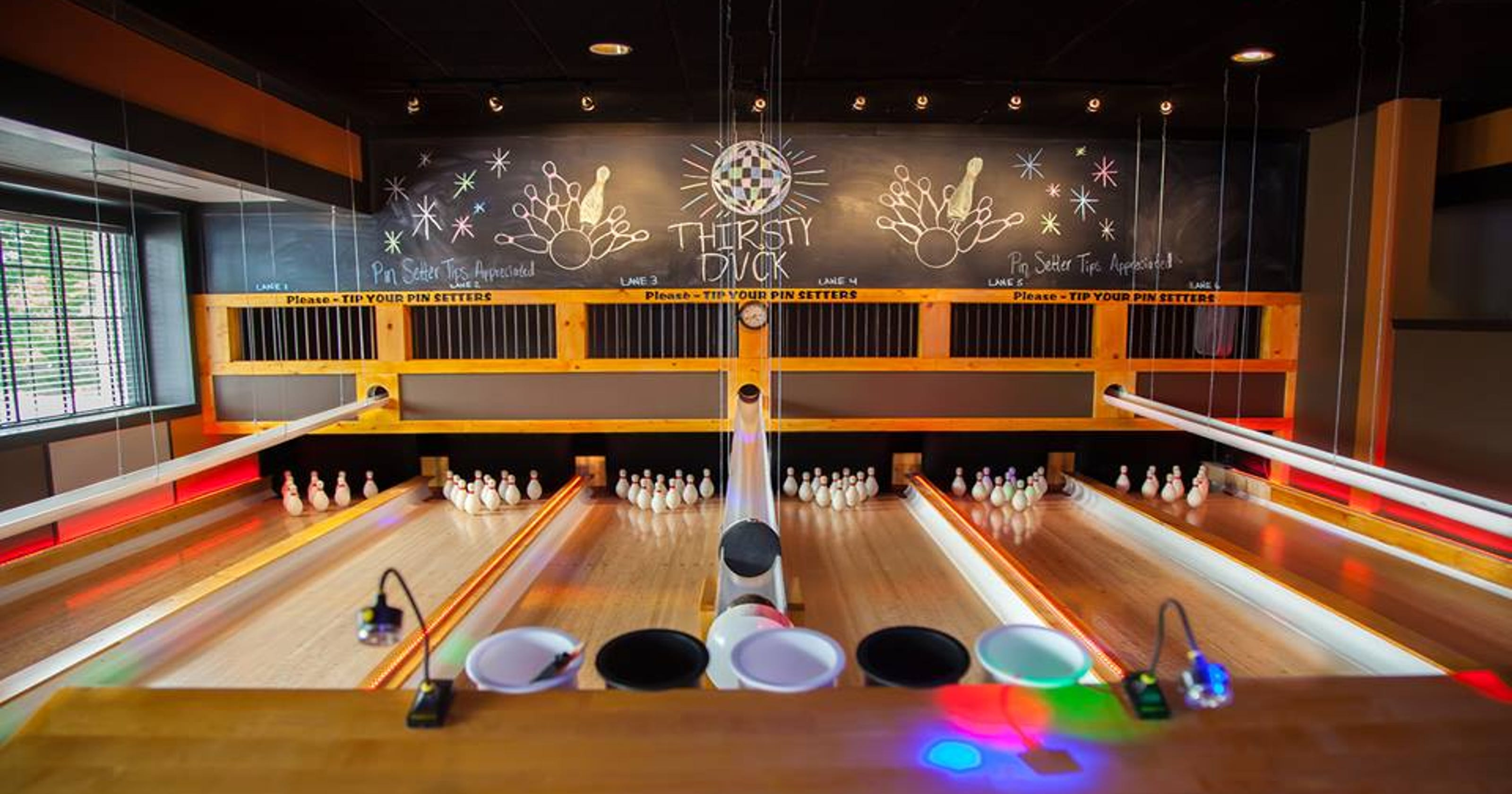 Thirsty Duck Mini Bowling To Open In Sussex In May