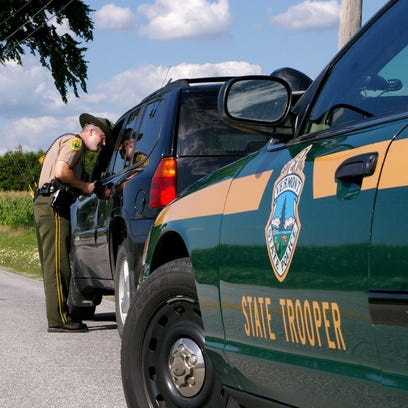Black drivers who are pulled over by Vermont State Police are five times more likely to be searched than white drivers who are pulled over, according to an analysis of 5 years of traffic stops.