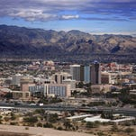 George W. Hammond, director of the Eller College of Management at the  University of Arizona, sees a rosy picture for the Tucson economy.