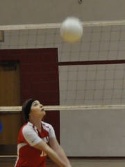 Corona state volleyball tournament expereince ended in the first round against Coronado in a 3-1 (25-13, 22-25, 25-20, 25-17) loss Thursday.
