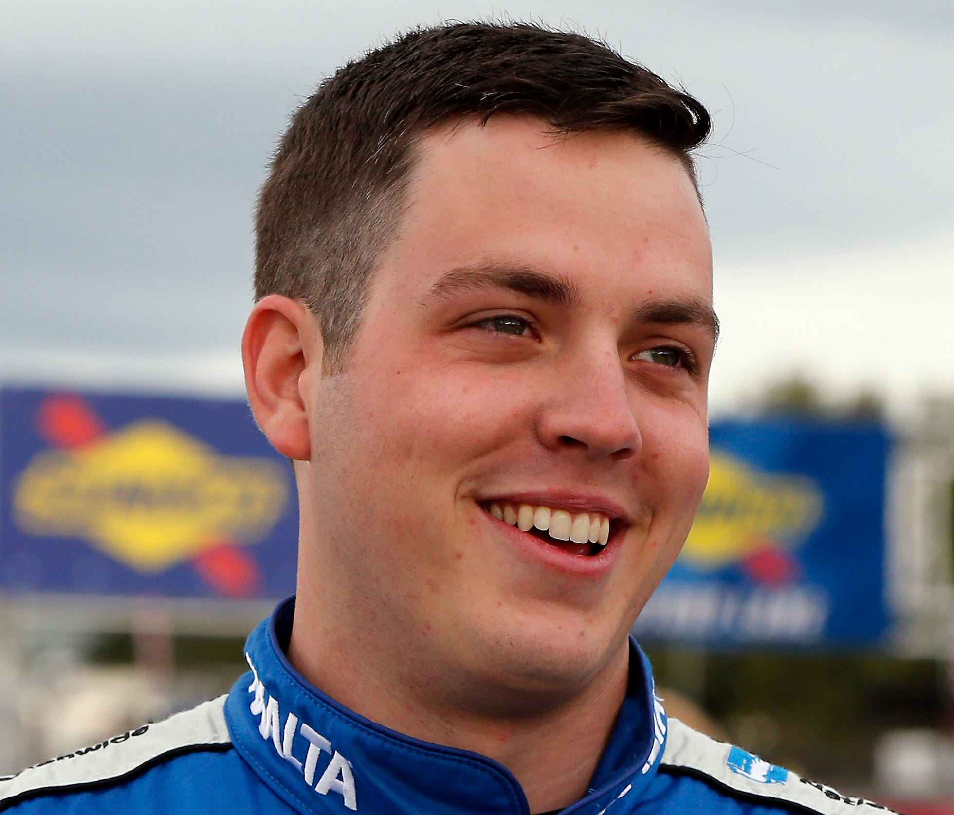 Alex Bowman will drive the No. 88 Chevrolet for Hendrick Motorsports in 2018.
