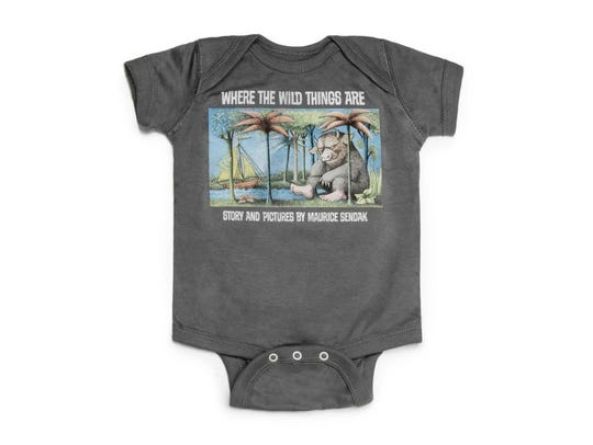 Where the Wild Things Are bodysuit