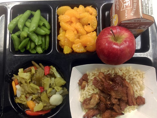 Why school lunches should be free to all