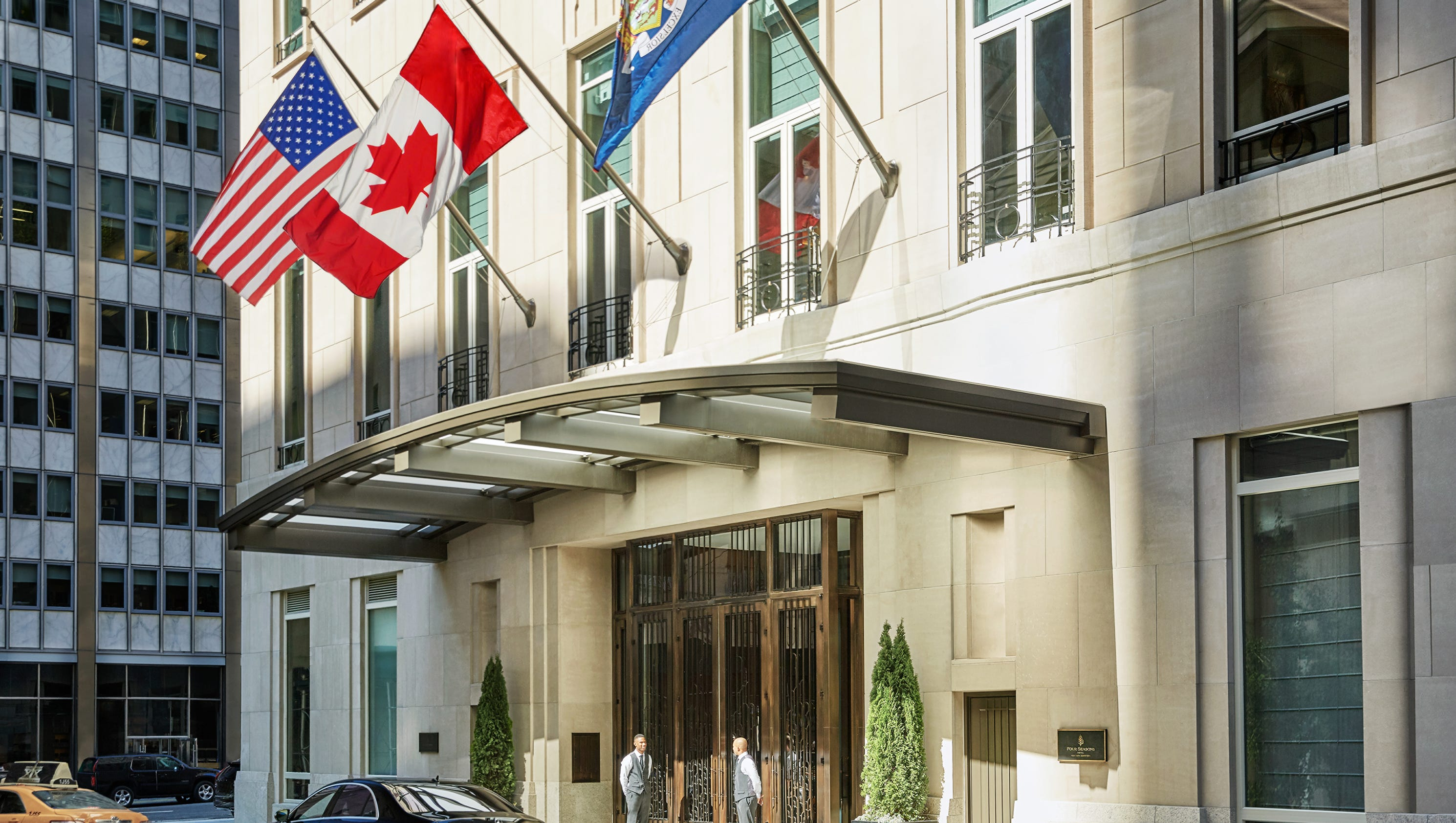 Aaa names its newest five diamond properties for Tablet hotels nyc