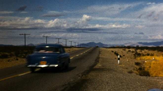 """No More Road Trips?"" is comprised of footage from the 1920s to the 1970s."