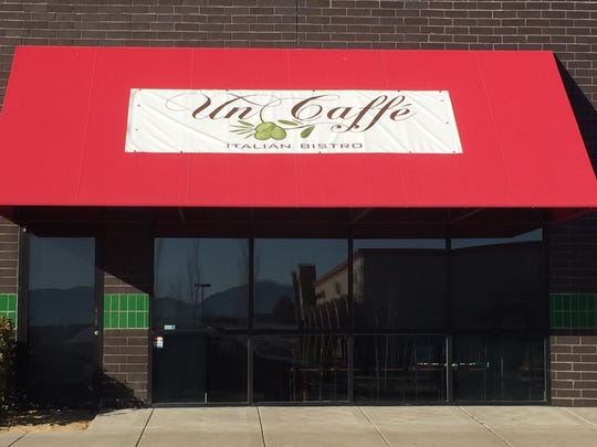 Un Caffe Italian Bistro began in South Reno. In February 2018, it re-opened on West Moana Lane.