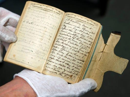 Confederate Diary Dec
