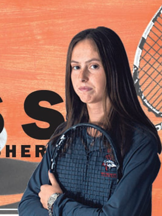 Girls' Tennis Player of the Year