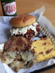 Eli's BBQ is one of a squad of great food vendors at