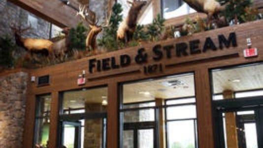 Field & Stream opened a store in Crescent Springs, Ky., near Cincinnati, in 2013.