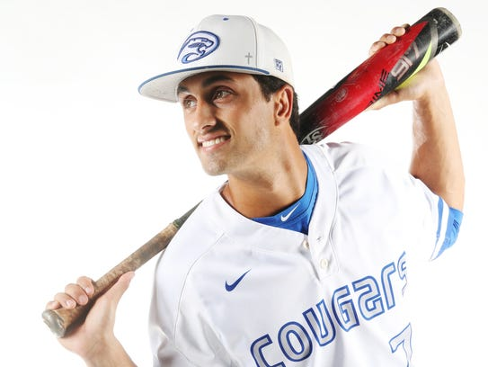 Giovanni DiGiacomo, Canterbury High School baseball