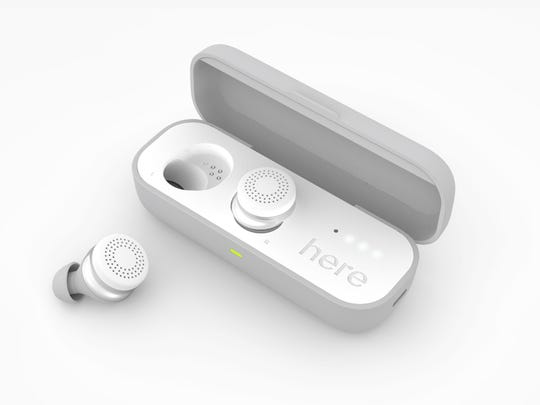 The Here One wireless earbud from Doppler Labs costs