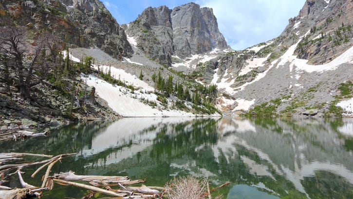 Visit these 7 alpine lake hikes to escape the heat