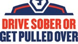 """Louisiana National Highway Safety """"Drive Sober or Get Pulled Over"""" campaign."""