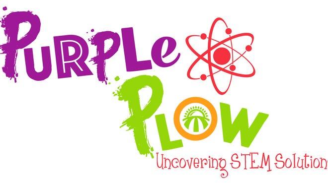 Purple Plow logo