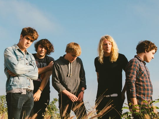 The Orwells sound like they could have been part of the early 2000s garage rock revival.