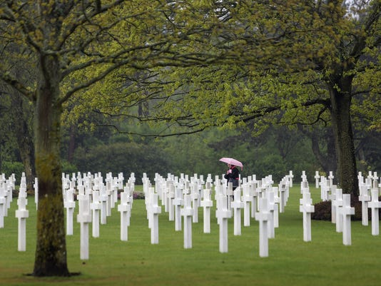 U.S cemetery