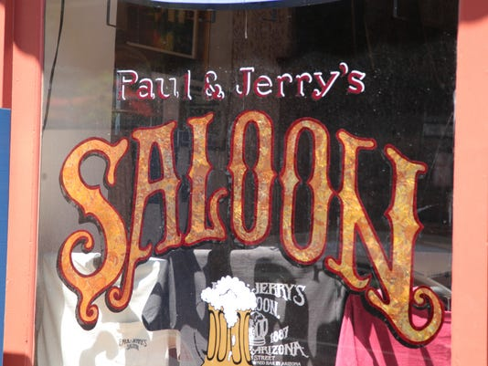 Paul and Jerry's Saloon