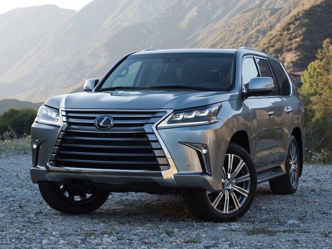 Targeting affluent, active consumers, Lexus offers