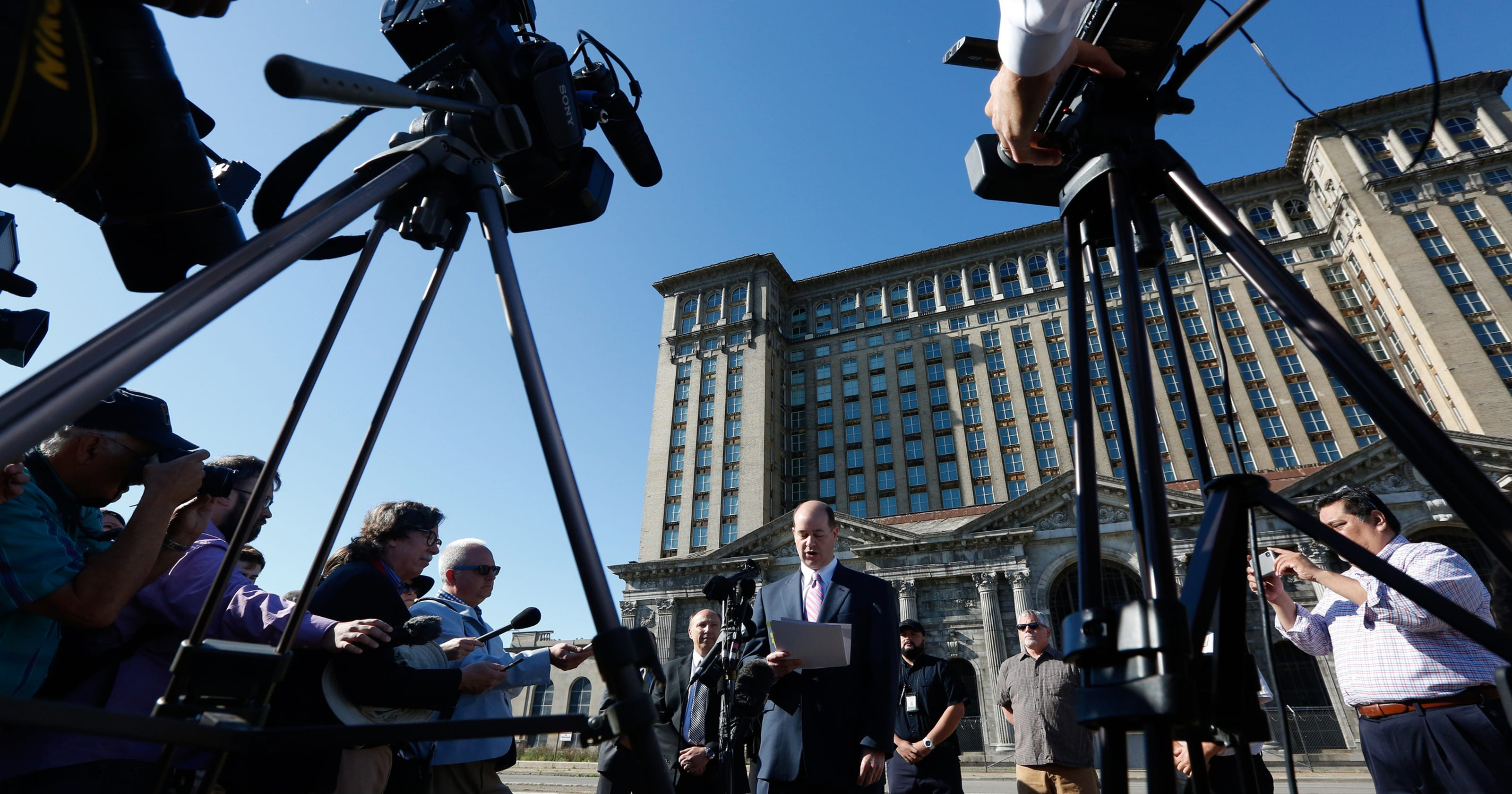 What\'s next, now that Ford owns Michigan Central Station?