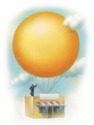 Small business illustration.