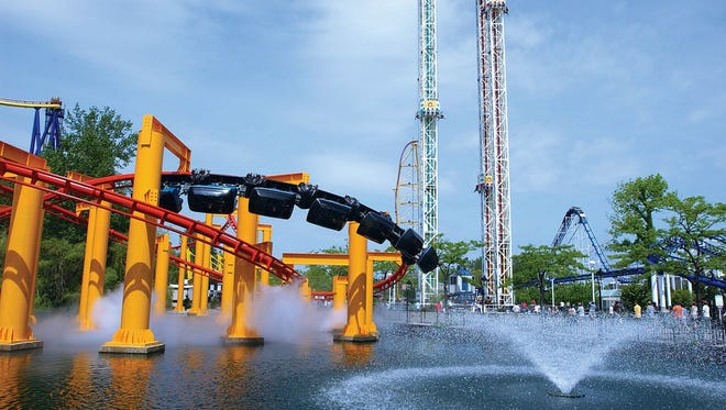 Cedar Point closes for the summer 2015 season soon and then amps up for Halloweekends.