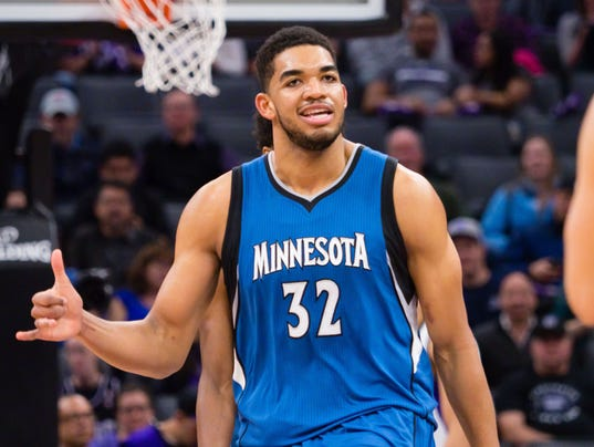 USP NBA: MINNESOTA TIMBERWOLVES AT SACRAMENTO KING S BKN USA CA