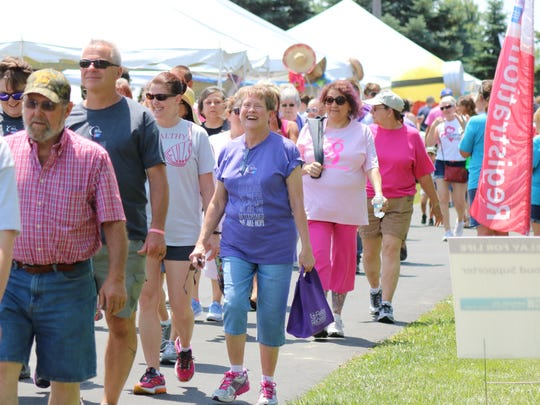 The Relay For Life of Sandusky County raised more than $110,000.
