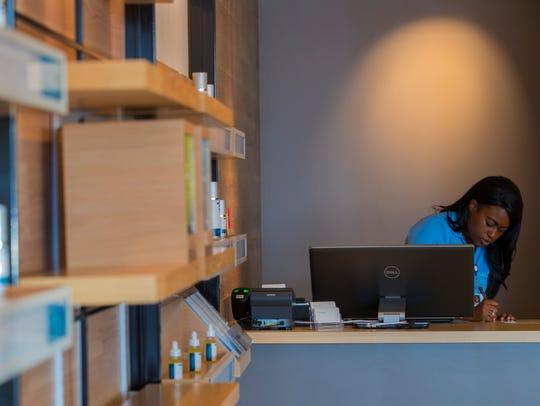 Cynthia Gwede, lead wellness coordinator at Surterra