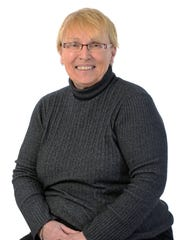 Golden Apple recipient Nancy Collins is part of the team at CESA 7.