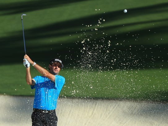 AUGUSTA, GA - APRIL 02:  Bubba Watson of the United