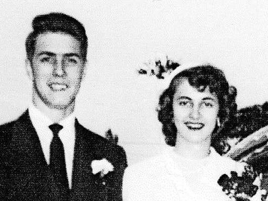 Jackson Wedding, June 30, 1951