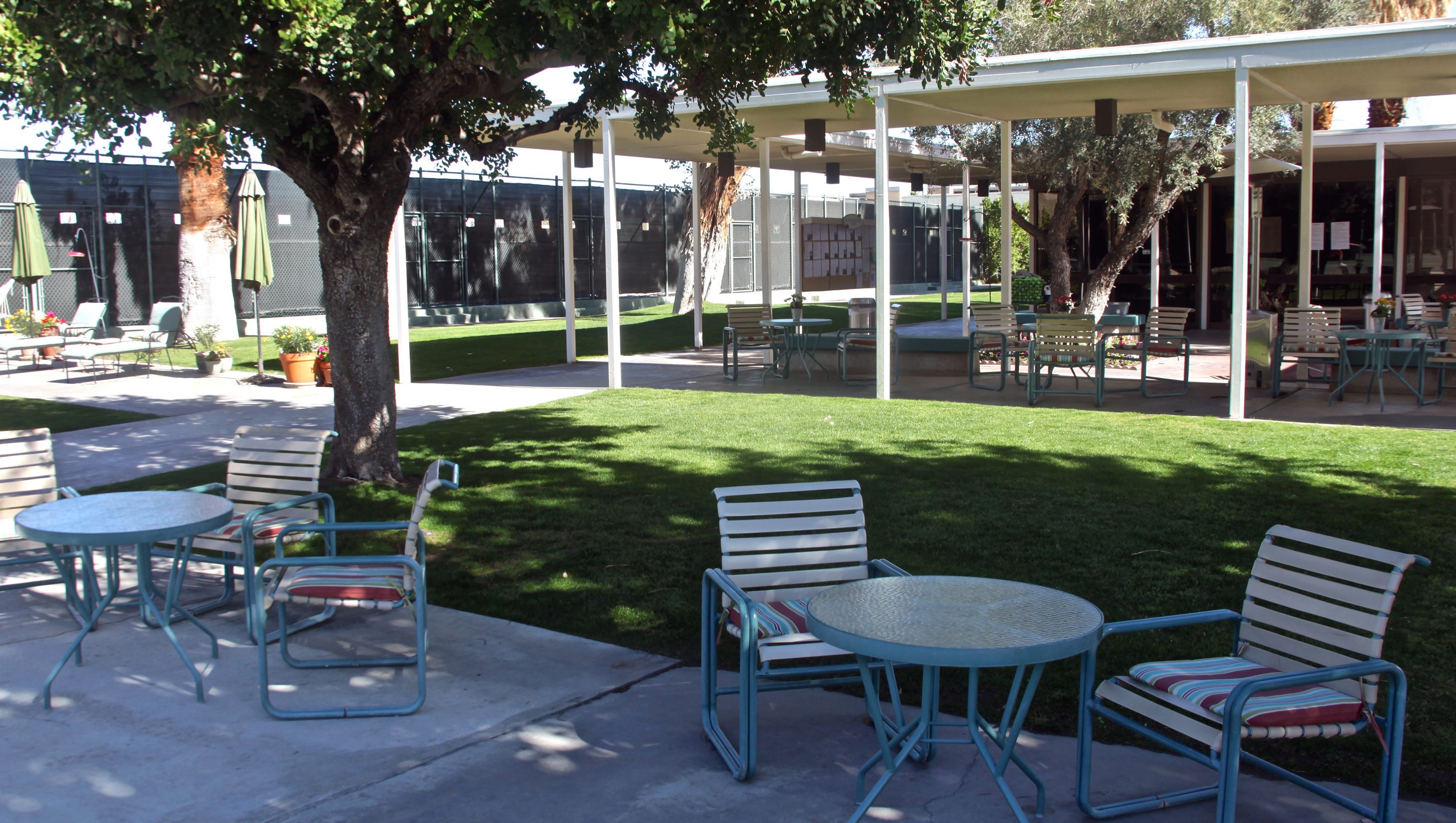 plaza racquet club property sits abandoned still unsold