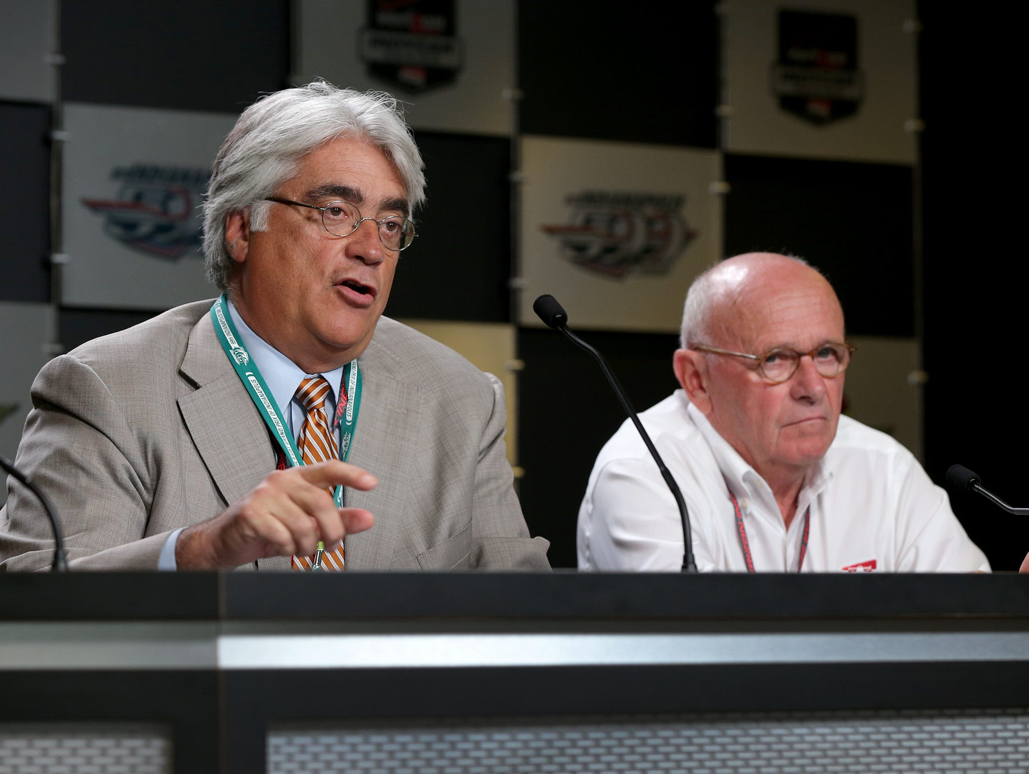 How Mark Miles, IndyCar's CEO, organizes the staff will be the most interesting part of the long offseason.