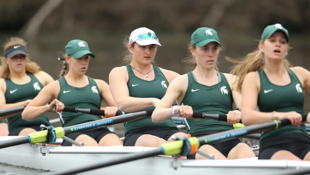 Michigan State wrapped up its 2016 season on Sunday at the Big Ten Championships in Indianapolis, Indiana. The Spartans finished seventh.